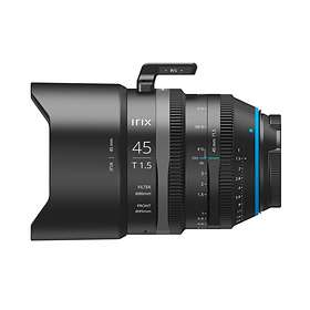 Irix Cine 45/1,5 for Olympus/Panasonic m4/3