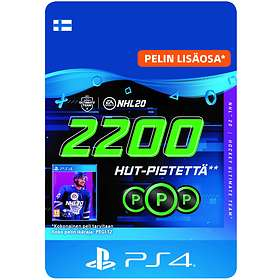 NHL 20 - 2200 Points (PS4)