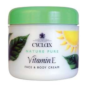 Cyclax Face & Body Cream Vitamin E 300ml