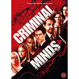 Criminal Minds - Säsong 4