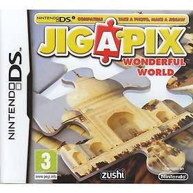 Jigapix: Wonderful World (DS)