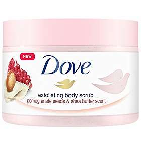 Dove Exfoliating Body Scrub 225ml