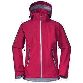 Bergans Kjerag Jacket, softshelljakke junior Rød