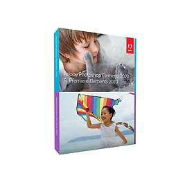 Adobe Photoshop & Premiere Elements 2020 Win/Mac Eng (Oppgradering)