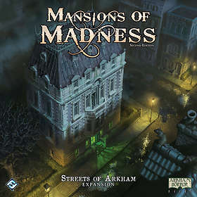 Mansions of Madness: Streets of Arkham Second Edition (exp.)
