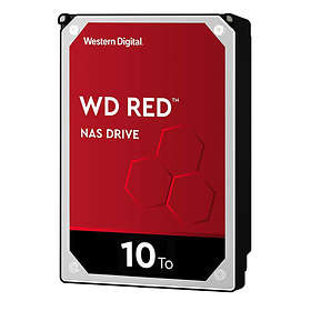 WD Red WD101EFAX 256MB 10TB