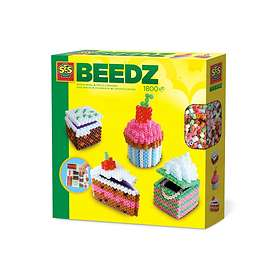 SES Creative 06258 Ironing Beads 3D Cakes