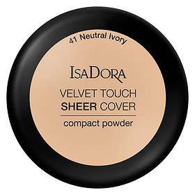 IsaDora Velvet Touch Sheer Cover Compact Powder