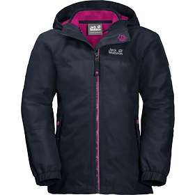 Jack Wolfskin Iceland 3in1 Jacket (Girls)