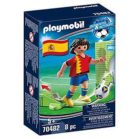 Playmobil Sports & Action 70482 National Player Spain