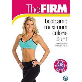 Fitness - Bootcamp Maximum Calorie Burn