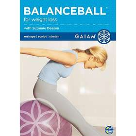 Fitness: Balance Ball For Weight Loss