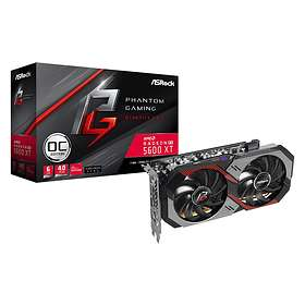 ASRock Radeon RX 5600 XT Phantom Gaming D2 OC HDMI 3xDP 6GB