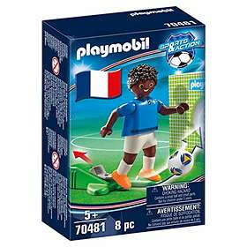 Playmobil Sports & Action 70481 National Player France dark-skinned