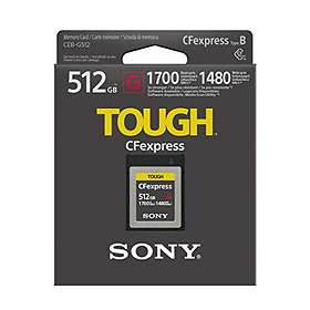 Sony Tough CFexpress Type B 512Go