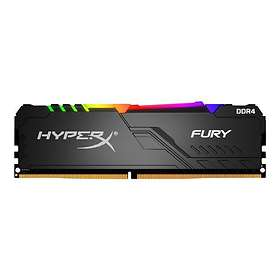 Kingston HyperX Fury RGB DDR4 3733MHz 2x8GB (HX437C19FB3AK2/16)