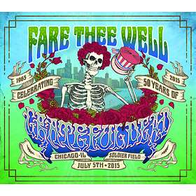 Fare Thee Well (BD+CD) (US)