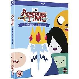 Adventure Time - Seasons 1-5
