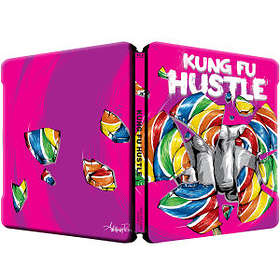 Kung Fu Hustle - Limited Edition SteelBook (UK)