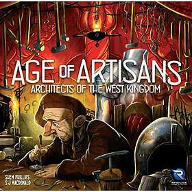 Architects of the West Kingdom: Age of Artisans (exp.)