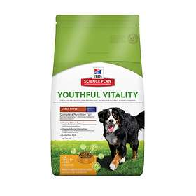 Hills Canine Science Plan Mature Adult 7+ Youthful Vitality Large 10kg