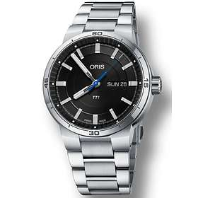 Oris Williams Day Date 01.735.7752.4154.MB