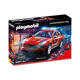 Playmobil City Action 70277 Porsche Macan Fire Brigade