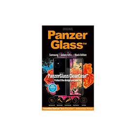 PanzerGlass ClearCase Black Edition for Samsung Galaxy S20 Plus