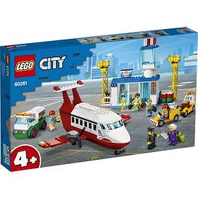 LEGO City Air Transport 60261 Central Airport