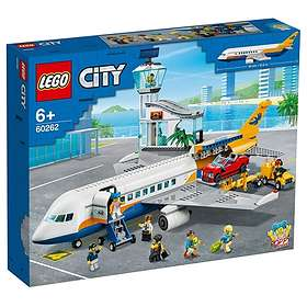 LEGO City Air Transport 60262 Passenger Airplane