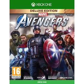 Marvel's Avengers - Deluxe Edition (Xbox One)