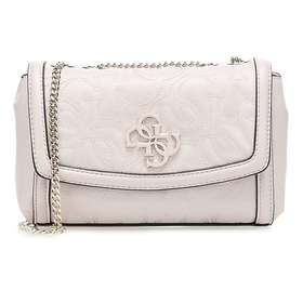 Guess New Wave Quilted-look Logo Mini Crossbody Bag (HWVG7475780)
