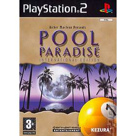 Archer MacLean's Pool Paradise International Edition (PS2)