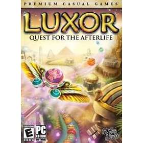 Luxor: Quest for the Afterlife (PC)