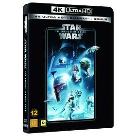 Star Wars - Episode V: The Empire Strikes Back - New Line Look (UHD+BD)