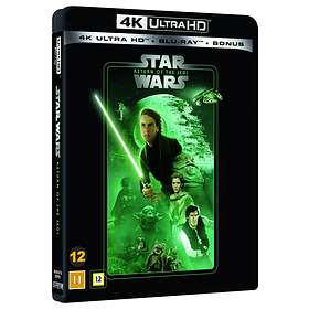 Star Wars - Episode VI: Return of the Jedi - New Line Look (UHD+BD)