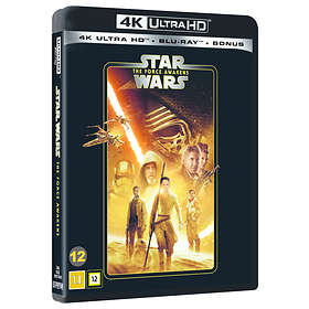 Star Wars - Episode VII: The Force Awakens - New Line Look (UHD+BD)