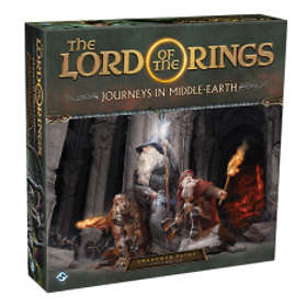 Lord of the Rings : Journeys in Middle-Earth - Shadowed Paths (exp.)