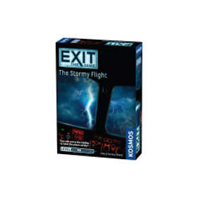 Exit: The Game The Stormy Flight