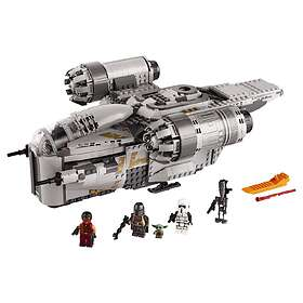 LEGO Star Wars 75292 The Mandalorian Bounty Hunter Transport