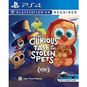 The Curious Tale of the Stolen Pets (VR) (PS4)