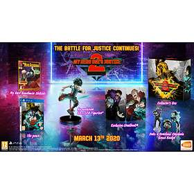 My Hero One's Justice 2 - Collector's Edition (PS4)