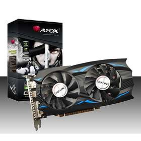 AFOX GeForce GTX 1050 Ti HDMI DP 4GB