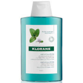 Klorane Anti-Pollution Aquatic Mint Shampoo 200ml