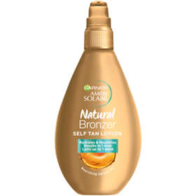 Garnier Ambre Solaire Natural Bronzer Self Tan Lotion 150ml