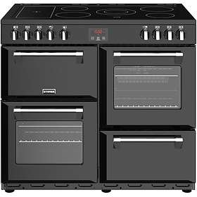 Stoves Belmont 100E (Black)