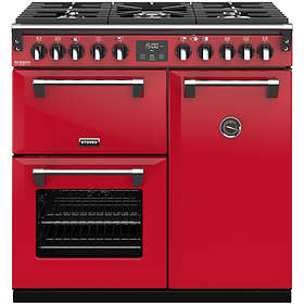 Stoves Richmond Deluxe S00DF (Red)