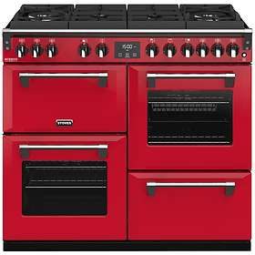 Stoves Richmond Deluxe S1000DF GTG (Red)
