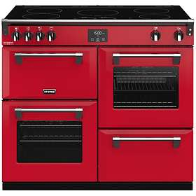 Stoves Richmond Deluxe S1000Ei (Red)