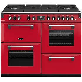 Stoves Richmond Deluxe S1100DF GTG (Red)
